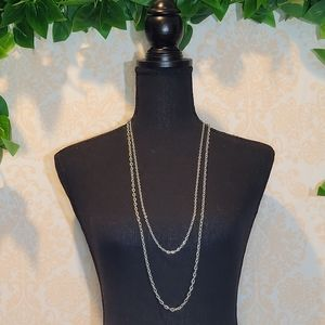 Sarah Coventry Vintage Silver Chain